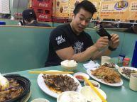 Macau feast